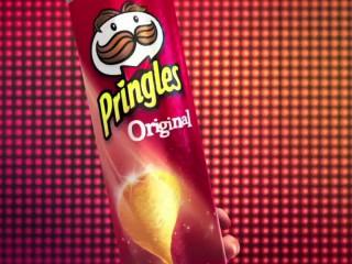Pringles – Fun to eat