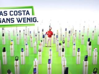 mobilcom debitel – Costa Gans wenig